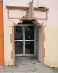 Door West Portal